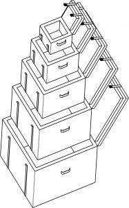 контейнер для органов, контейнер для продуктов, легкий контейнер, купить, Киев