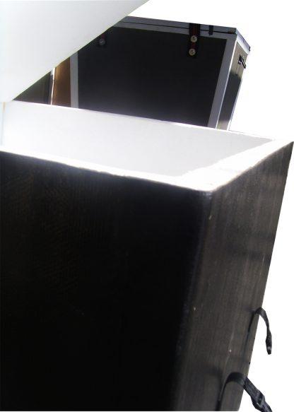 фракцид, уплотнитель, наполнитель, пенопласт, армирование, ящик