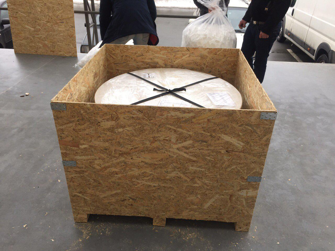 Упаковка грузов при перевозках на автотранспорте, ТРАНСПОРТИРОВКА ГРУЗОВ, упаковка вещей, Украина