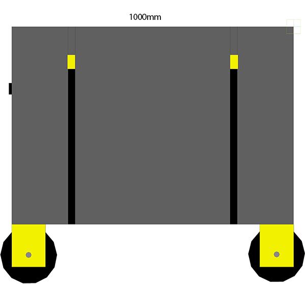 малогабаритные контейнеры, среднегабаритные контейнеры, крупногабаритные контейнеры, тара, упаковка, пакування, концертне обладнання